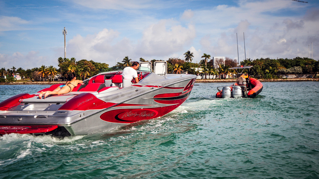 miami marine towing
