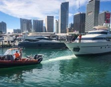 miami yacht towing