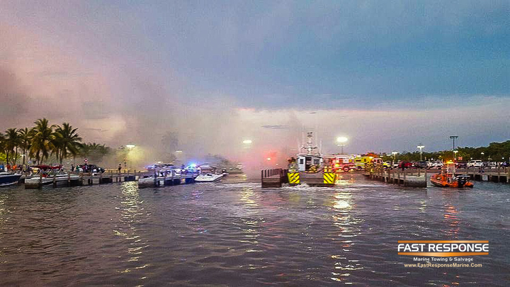 metro-dade fireboat