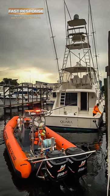 safe marine tow
