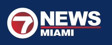 WSVN Channel 7 News Miami Logo