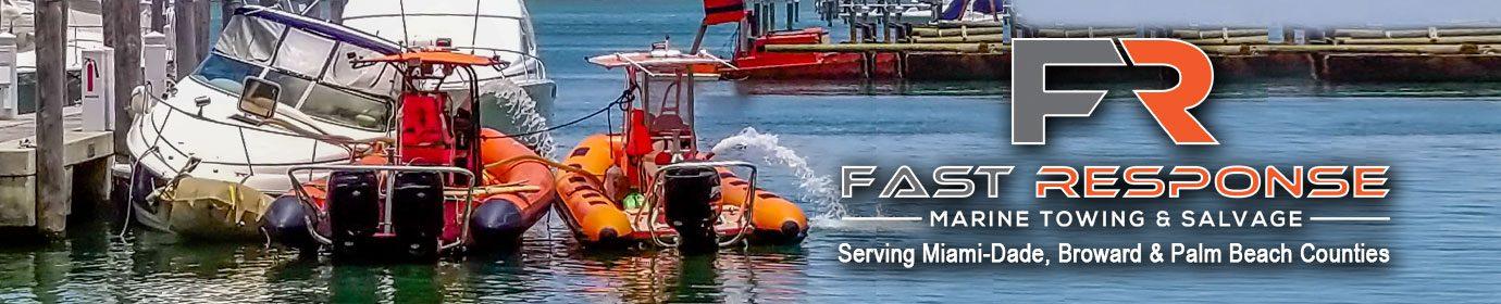 Fast Response Marine Towing & Salvage